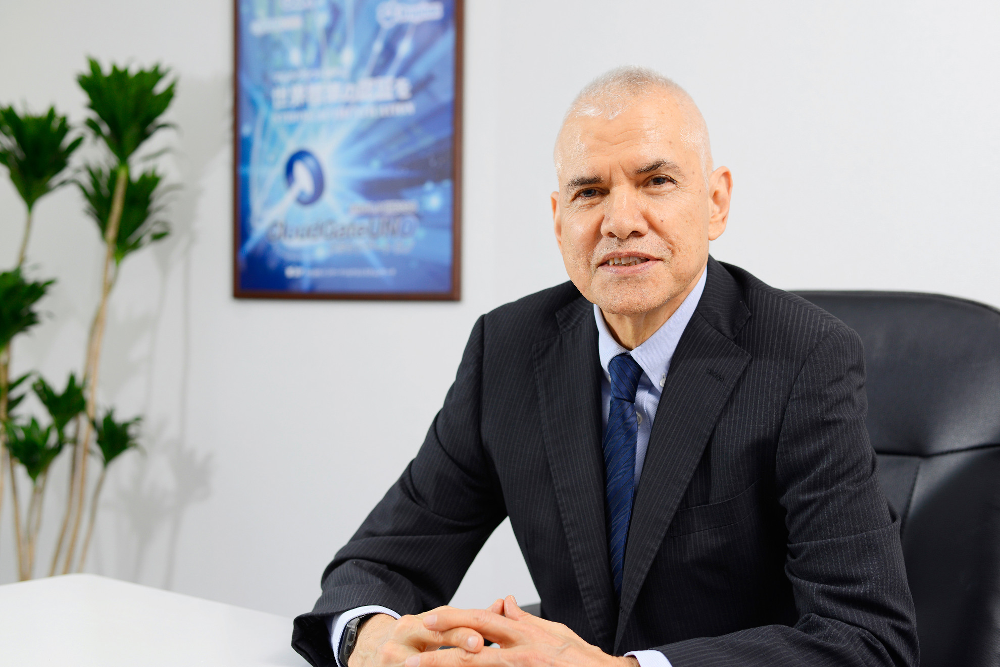 ISR CEO - Raul Mendez